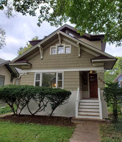 731 Hayes Avenue, Oak Park, IL 60302 (MLS #10546703) :: Berkshire Hathaway HomeServices Snyder Real Estate