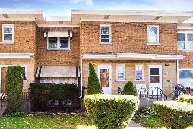 6455 N Whipple Street, Chicago, IL 60645 (MLS #10546707) :: Property Consultants Realty