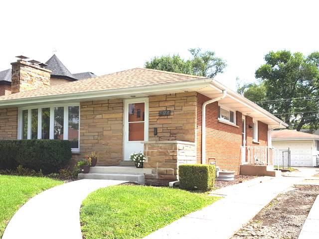 753 S Hawthorne Avenue, Elmhurst, IL 60126 (MLS #10546733) :: Helen Oliveri Real Estate