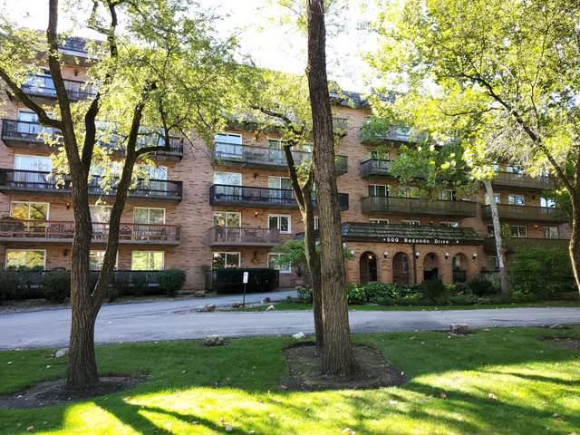 500 Redondo Drive #405, Downers Grove, IL 60516 (MLS #10546762) :: John Lyons Real Estate
