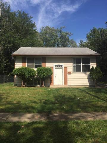 2515 Talandis Drive, Sauk Village, IL 60411 (MLS #10546809) :: Berkshire Hathaway HomeServices Snyder Real Estate