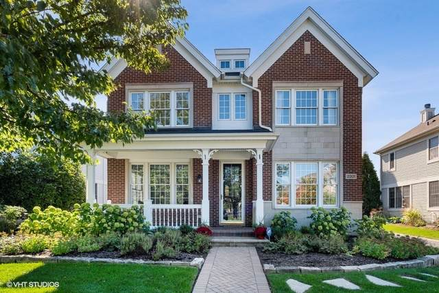 2201 Cottonwood Drive, Glenview, IL 60026 (MLS #10546837) :: Helen Oliveri Real Estate