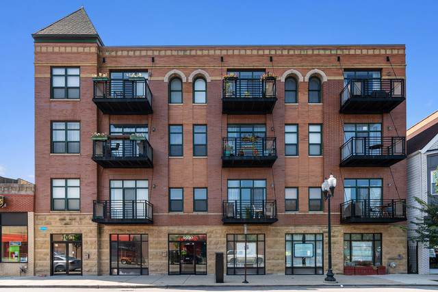 4050 N Lincoln Avenue #401, Chicago, IL 60618 (MLS #10546859) :: Baz Realty Network | Keller Williams Elite