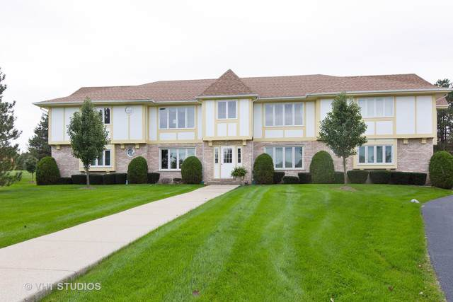 18 Saint Moritz Drive #102, Palos Park, IL 60464 (MLS #10546876) :: The Wexler Group at Keller Williams Preferred Realty