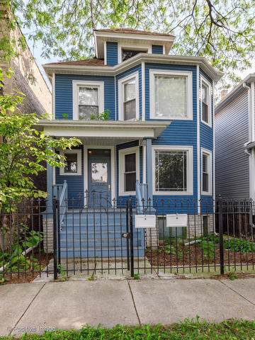1923 N Lawndale Avenue, Chicago, IL 60647 (MLS #10546900) :: The Perotti Group   Compass Real Estate
