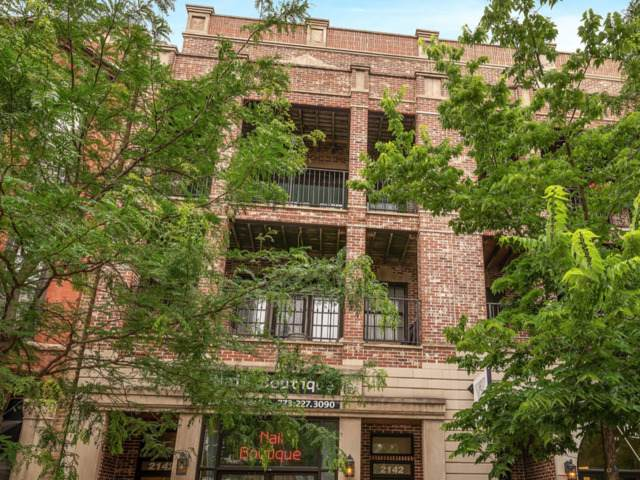 2140 W Division Street #4, Chicago, IL 60622 (MLS #10546964) :: The Perotti Group | Compass Real Estate
