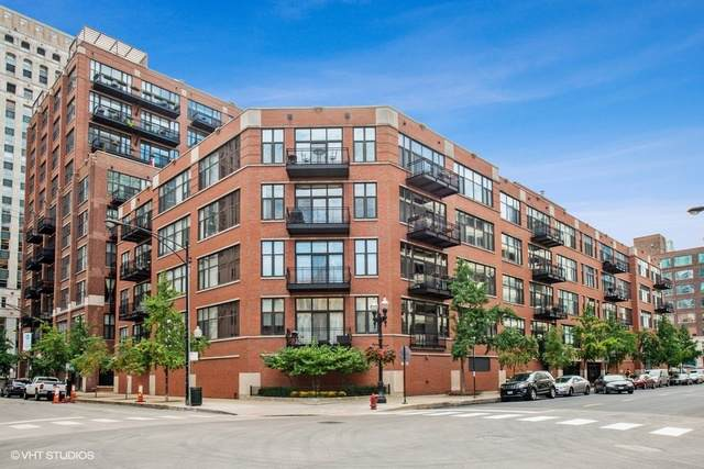 333 W Hubbard Street 2A, Chicago, IL 60654 (MLS #10546974) :: The Perotti Group | Compass Real Estate