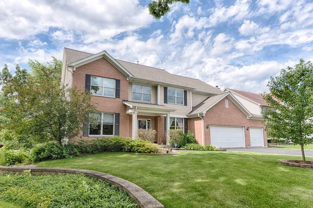5687 Angouleme Lane, Hoffman Estates, IL 60192 (MLS #10546981) :: Property Consultants Realty