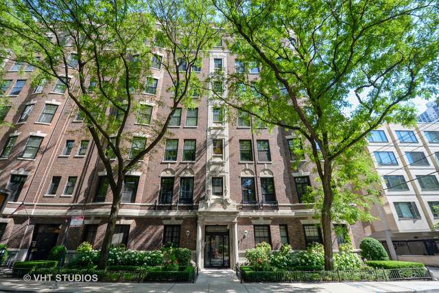 12 E Scott Street #5, Chicago, IL 60610 (MLS #10546985) :: The Perotti Group | Compass Real Estate