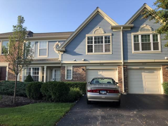 1608 W Portsmith Lane, Arlington Heights, IL 60004 (MLS #10547032) :: Helen Oliveri Real Estate