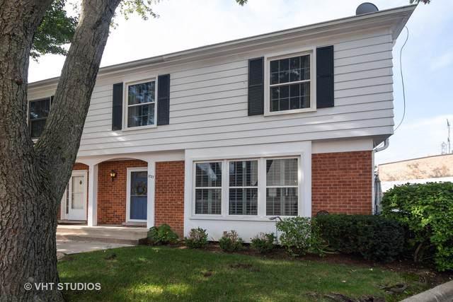 1727 Colonial Lane, Northfield, IL 60093 (MLS #10547050) :: Helen Oliveri Real Estate