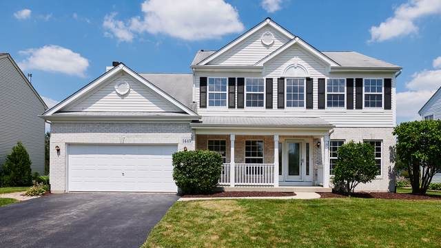 1449 Schoenherr Avenue, Bolingbrook, IL 60490 (MLS #10547052) :: John Lyons Real Estate