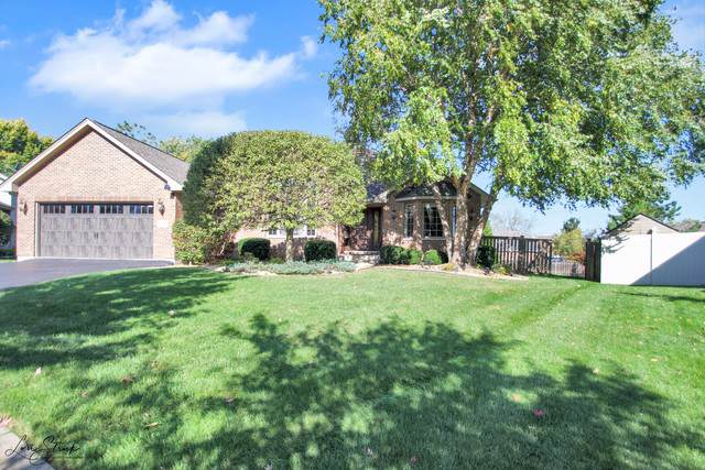 3301 Irondale Court, New Lenox, IL 60451 (MLS #10547063) :: John Lyons Real Estate