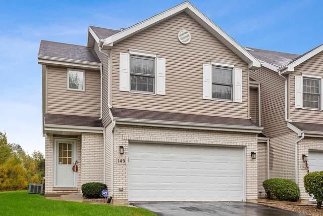 149 Lake Hill Drive, Steger, IL 60475 (MLS #10547120) :: John Lyons Real Estate