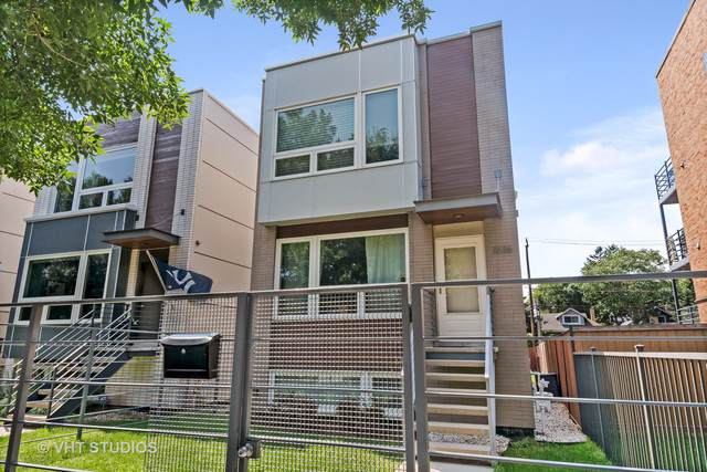 3636 N California Avenue, Chicago, IL 60618 (MLS #10547132) :: Property Consultants Realty