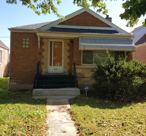 8027 S Spaulding Avenue, Chicago, IL 60652 (MLS #10547183) :: The Mattz Mega Group