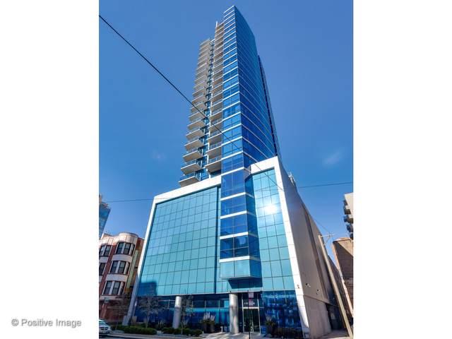 110 W Superior Street #903, Chicago, IL 60654 (MLS #10547190) :: The Perotti Group | Compass Real Estate