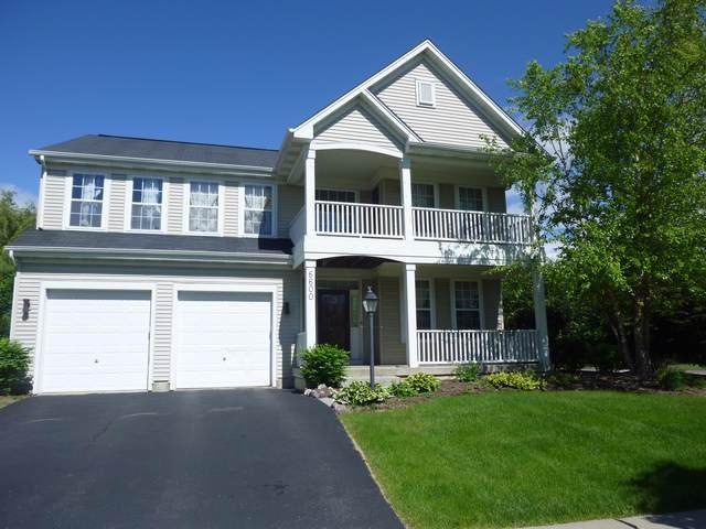 6600 Majestic Way, Carpentersville, IL 60110 (MLS #10547208) :: Ryan Dallas Real Estate