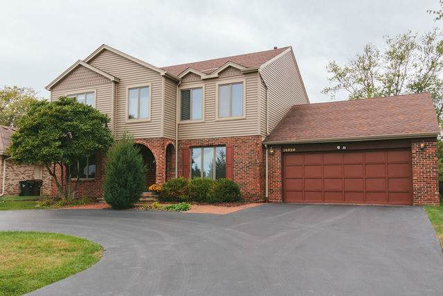 14920 Ridgewood Drive, Oak Forest, IL 60452 (MLS #10547214) :: The Wexler Group at Keller Williams Preferred Realty
