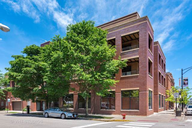 3207 N Clifton Avenue #301, Chicago, IL 60657 (MLS #10547245) :: The Perotti Group | Compass Real Estate