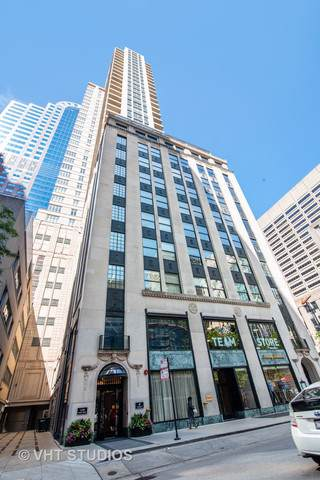 118 E Erie Street 35F, Chicago, IL 60611 (MLS #10547276) :: The Perotti Group | Compass Real Estate