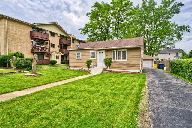 110 N Mason Street, Bensenville, IL 60106 (MLS #10547289) :: Baz Realty Network | Keller Williams Elite