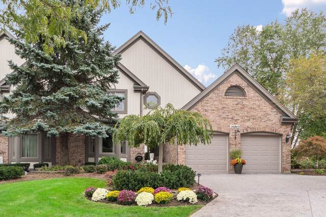 14843 Pine Tree Road, Orland Park, IL 60462 (MLS #10547298) :: The Mattz Mega Group