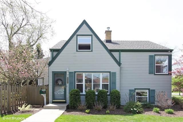 288 W Van Buren Street, Elmhurst, IL 60126 (MLS #10547382) :: Helen Oliveri Real Estate