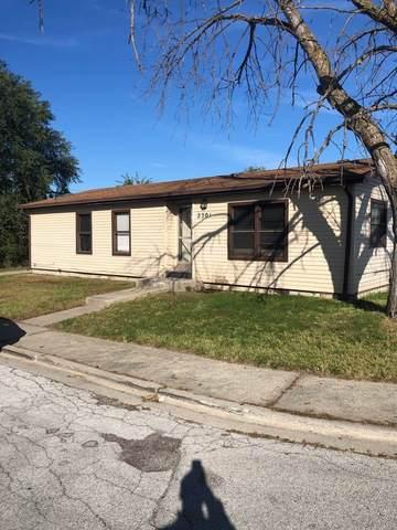 2301 Rush Street, Sauk Village, IL 60411 (MLS #10547387) :: Baz Realty Network | Keller Williams Elite