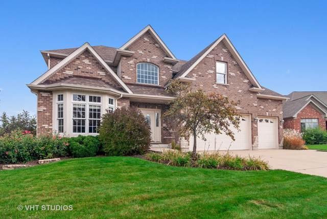 709 Brighton Drive, Sugar Grove, IL 60554 (MLS #10547415) :: Property Consultants Realty