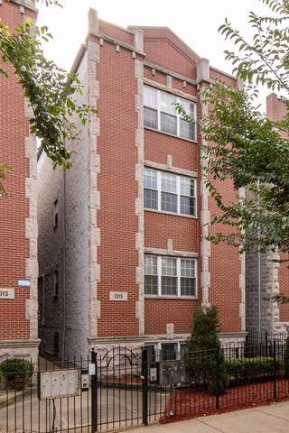 2315 W Harrison Street #3, Chicago, IL 60612 (MLS #10547432) :: The Perotti Group | Compass Real Estate