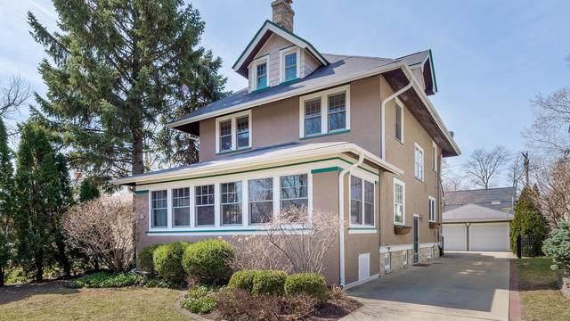 444 S Stone Avenue, La Grange, IL 60525 (MLS #10547452) :: The Wexler Group at Keller Williams Preferred Realty