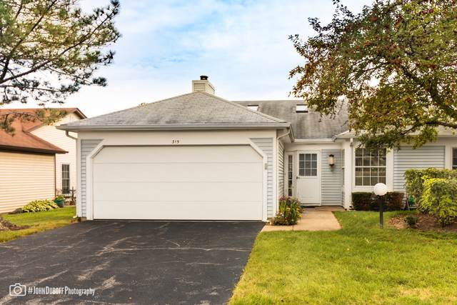 315 Juniper Circle, Streamwood, IL 60107 (MLS #10547466) :: Berkshire Hathaway HomeServices Snyder Real Estate