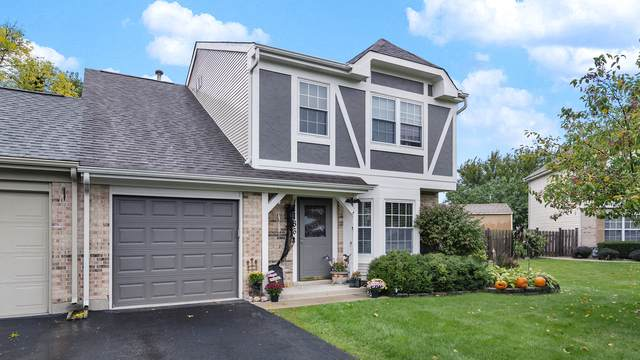 1186 Robin Drive, Carol Stream, IL 60188 (MLS #10547481) :: Berkshire Hathaway HomeServices Snyder Real Estate