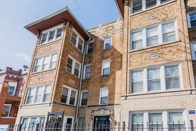 2452 N Lawndale Avenue #2, Chicago, IL 60647 (MLS #10547500) :: The Perotti Group   Compass Real Estate