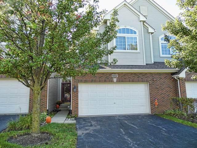 6032 Canterbury Lane 10-4, Hoffman Estates, IL 60192 (MLS #10547503) :: LIV Real Estate Partners