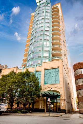 60 W Erie Street #701, Chicago, IL 60654 (MLS #10547504) :: The Perotti Group | Compass Real Estate