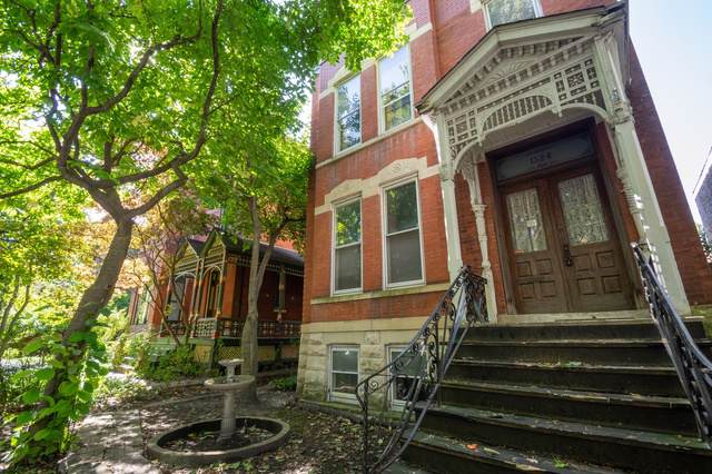 1524 N Hoyne Avenue, Chicago, IL 60622 (MLS #10547507) :: The Perotti Group | Compass Real Estate