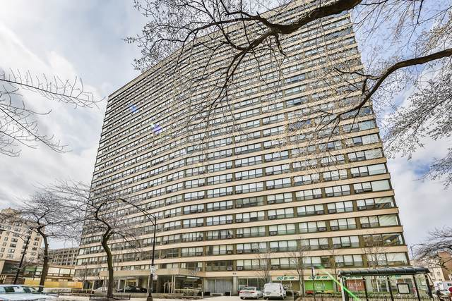 2930 N Sheridan Road #1207, Chicago, IL 60657 (MLS #10547581) :: The Perotti Group | Compass Real Estate