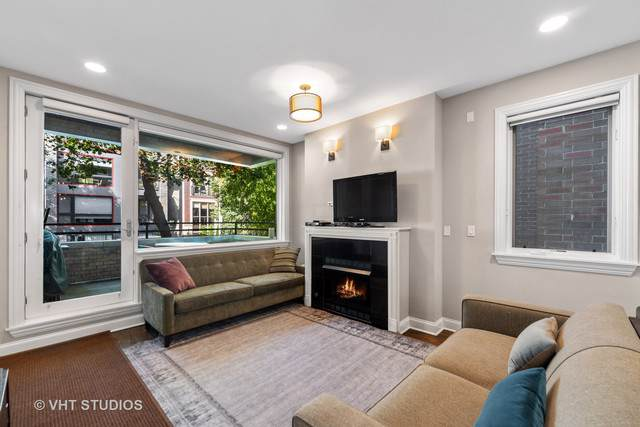 1019 N Marshfield Avenue #1, Chicago, IL 60622 (MLS #10547583) :: The Perotti Group | Compass Real Estate