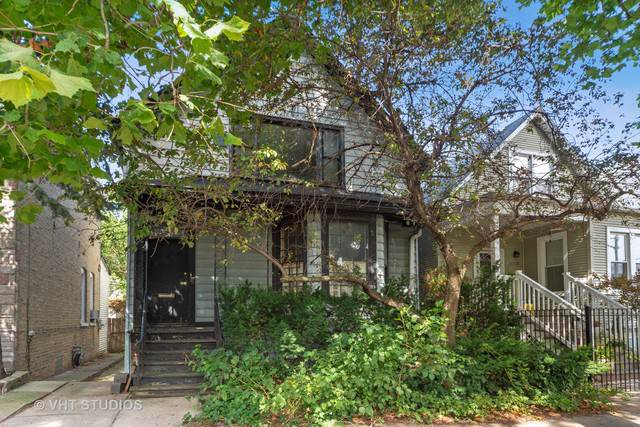 2418 W Palmer Street, Chicago, IL 60647 (MLS #10547607) :: The Perotti Group   Compass Real Estate