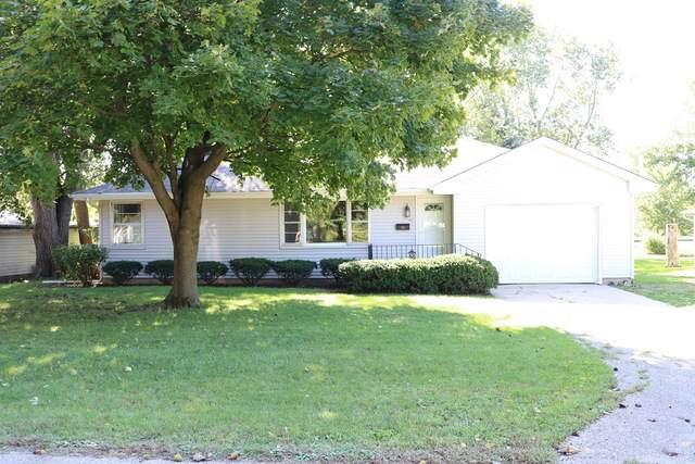 105 W Locust Street, Chatsworth, IL 60921 (MLS #10547632) :: Angela Walker Homes Real Estate Group