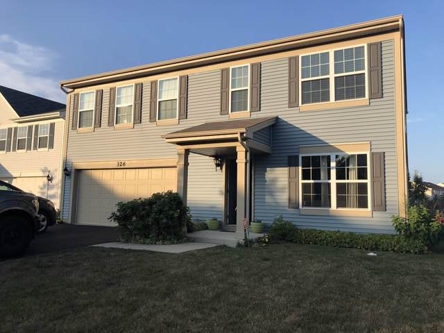 326 Mozart Lane, Volo, IL 60073 (MLS #10547636) :: Property Consultants Realty