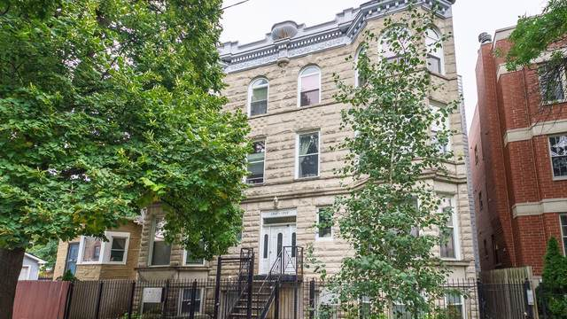 1939 N Sawyer Avenue #2, Chicago, IL 60647 (MLS #10547637) :: LIV Real Estate Partners