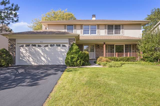 866 S Parkplace Drive, Palatine, IL 60067 (MLS #10547703) :: Helen Oliveri Real Estate