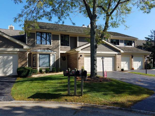 813 Maywood Court #813, Libertyville, IL 60048 (MLS #10547761) :: Helen Oliveri Real Estate