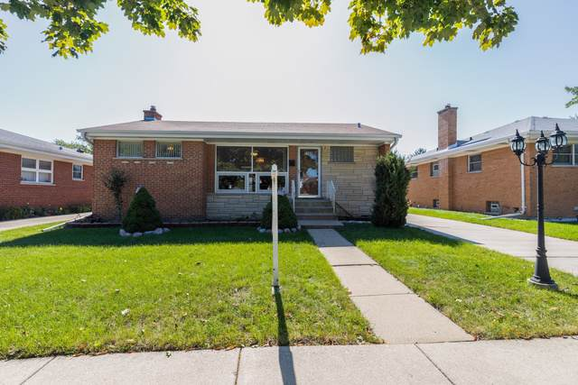 7155 W Wright Terrace, Niles, IL 60714 (MLS #10547776) :: Helen Oliveri Real Estate