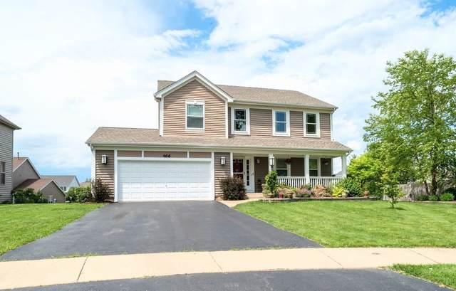 466 E Amherst Street, Palatine, IL 60074 (MLS #10547860) :: Helen Oliveri Real Estate