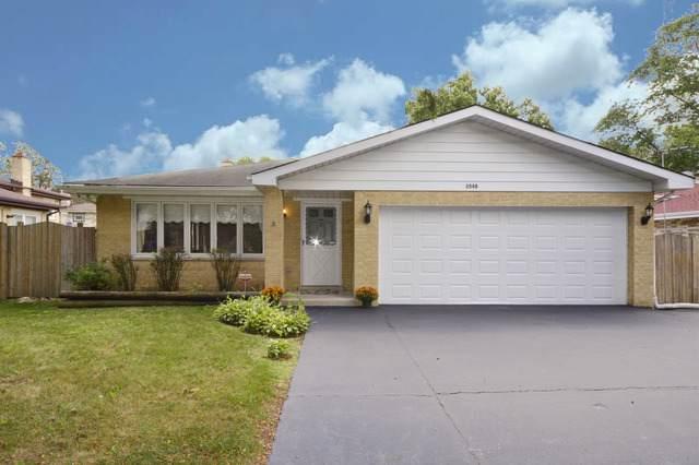 2545 E Emerson Street, Des Plaines, IL 60016 (MLS #10547962) :: Helen Oliveri Real Estate