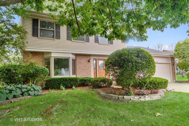 1118 Larraway Drive, Buffalo Grove, IL 60089 (MLS #10548006) :: Helen Oliveri Real Estate
